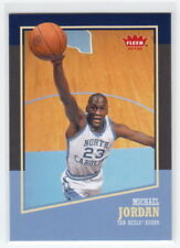 Michael Jordan Not Autographed 2013-14 Season NBA Basketball Trading Cards