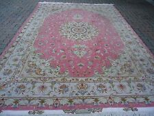 Fine Oriental Rug, Hand Knotted, 8.3 X 11.7 Feet