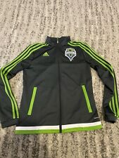 adidas seattle sounders Zip Up, Youth Small