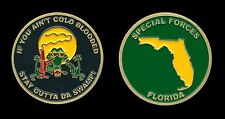 Challenge Coin - US Army Florida Special Forces