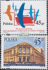 Polen 3535,3546 (compleet.Kwestie.) postfris MNH 1995 Westverschiebung Polen, Ha