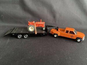 Ertl Allis Chalmers Pick Up Truck 1349U Trailer Tractor D15 3273 Die Cast