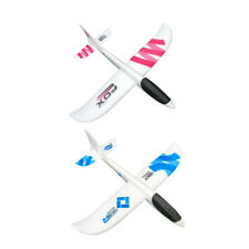EPP Foam Hand Throw Airplane Outdoor Launch Glider Plane Kids Gift Toy 3 Color