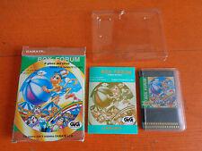CASSETTA GAMATE LCD C1-003 GIG 1991 BOX FORUM IL GIOCO DEL CIRCO NUOVO