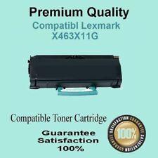 Lexmark X463X11G Genuine Black Toner Cartridge 15k Pages