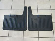 DODGE RAM 3500 Rear Dually With Fender Flares Heavy Duty Splash Guards OEM MOPAR