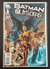 Batman and the Outsiders 1 Dec 2007