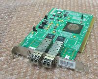 Netapp IBP-1X02-N-NA - Dual Port 2GB InfiniBand Fibre Channel Card 10-00163-550D