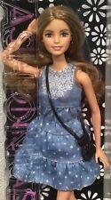2014 Fashionistas Barbie doll NRFB Denim 'n Dots Summer CLN67