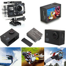 Full HD 720P Car Helmet Cam Sports DV Action Waterproof for SJ4000 30M Camera