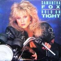 "Samantha Fox - Hold On Tight (12"", Maxi) Vinyl Schallplatte 171020"