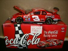 1/24 Action nascar #3 Dale Earnhardt Coca-Cola 1998
