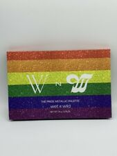 Limited Edition! Wet n Wild The Pride Metallic Palette - 2020