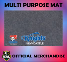 NRL RUGBY LEAGUE NEWCASTLE KNIGHTS MULTIPURPOSE BBQ MAT X 12 WHOLESALE BULK LOT