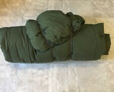 US Intermediate Cold Weather Sleeping Bag Military Issued Synthetic Filled