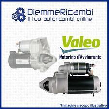 MOTORINO DI AVVIAMENTO ORIGINALE VALEO -  FIAT 1.3 MULTIJET - 438168 - NUOVO