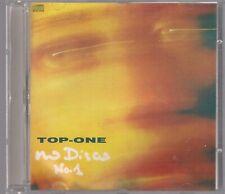 TOP ONE No DISCO No.1 1995 CD CASTON  OOP POLISH DANCE JAMROSE KASIA LESING