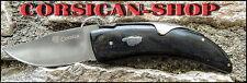 couteau pliant corse, idéal pour chasse, pêche, randonnée, camping ,collection