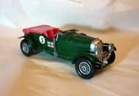 "Lesney LeMans 4 1/2 Bentley 1929, ""Models of Yesteryear"" n. 5, made in England"