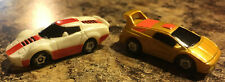 Vintage Playmates Roller Ball Micro Machine Race Cars