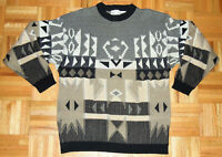 Sweater Vintage 90s Coogi Style Cosi Collection Biggie Hip Hop Ugly Mens Large