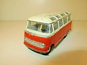 CAR MERCÉDES-BENZ REF. 541 1963 DINKY TOYS FRANCE BY MECCANO 1/43