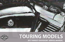 2017 Harley Touring Service Manual USB 8G Boom OEM Collection