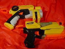 NERF SWITCH SHOT EX-3 GUN & ANOTHER NERF GUN UNSURE MODEL YOU GET BOTH!