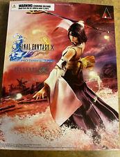 Yuna Final Fantasy X HD Remaster Play Arts Kai Figure NEW ***RARE***
