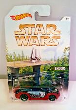 HOT WHEELS Star Wars ENDOR Car #7/8