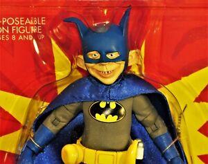 "DC DIRECT MAD MAGAZINE ALFRED E NEUMAN BATMAN 6"" Figure Figurine Statue NEW"