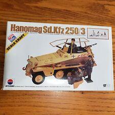 Nitto Kagaku Hanomag Sd. Kfz 250/3 1:35 Scale #421