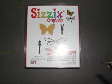 Sizzix Originals Cuts 38-1182 Paper Sculpting Butterfly
