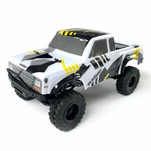 Team Associated 1/24 Enduro24 Sendero Trail Truck RTR Black/Yellow ASC20180