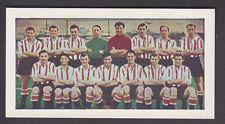 Soccer Bubble Gum - Soccer Teams No 1 Series 1956 - # 32 Sheffield United