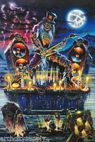 POSTER : FANTASY : TIME WARP CONCERT  -  FREE SHIPPING !  #2100   RP75 S