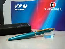 Ballpoint, stylo,  BOLIGRAFO SHEAFFER VFM ULTRA MENTA ,Nuevo a estrenar.