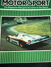 24 Hours Leber Tu Le Mans Ickx 1983 Rothmans Porsche 956 Emka Aston Martin Bell