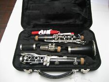 "SUPERB 1937 BUFFET-CRAMPON (Paris) ""MODELE 13"" CLARINET, NEW PADS, NO CRACKS!"
