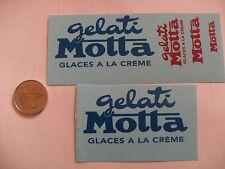 decalque decalcomanie deco glace gelati motta pour citroen hy type h 1/24
