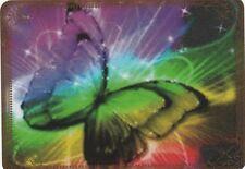 Modern-Wide-Linen-Butterflies P1-Pretty Butterfly-Swap Playing Card