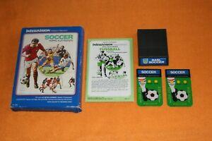 Soccer in OVP Intellivision