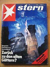 Stern Magazin Zeitschrift, JG 1988, einzelne Hefte