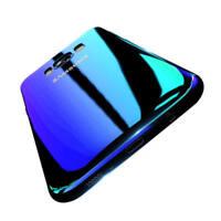 Samsung Galaxy S8 Farbwechsel Case Gradient Hülle Schutz Cover Transparent