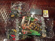 Lego TMNT Set 79115 TURTLE VAN TAKEDOWN, Retired! Factory Sealed Bags No Box