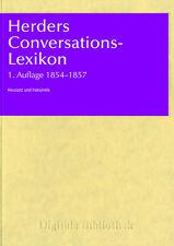 Herders Conversations-lexikon - diverse Autoren