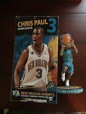 NBA Chris Paul New Orleans Hornets Rookie Bobblehead Doll