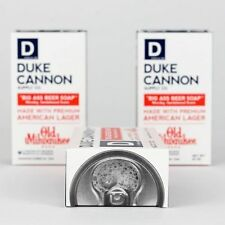 Big Ass Beer Soap - Duke Cannon Made with Old Milwaukee