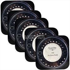 5 Packs Ceramic Bracket Dental Orthodontic ClassOne Roth .022 5/5 3,4,5 Hooks IT