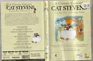 Cat Stevens-Tea For the Tillerman Live  DVD